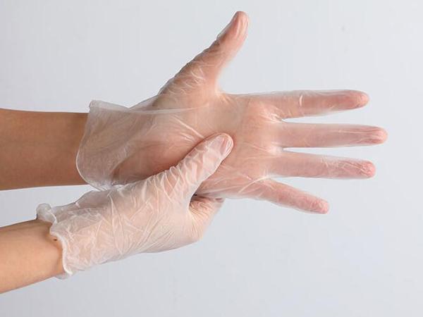 Disposable gloves(PVC)